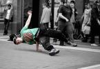обучение уличным танцам